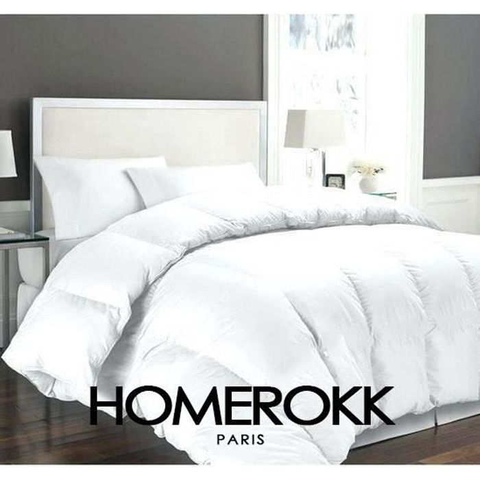 HOMEROKK Couette 2 places - 220 x 240 cm