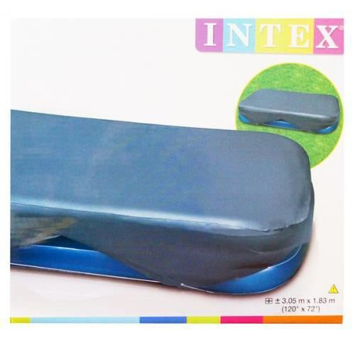 Bache intex rectangulaire