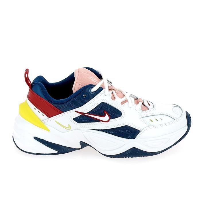 Bleu M2K mode Basket NIKE 402 A03106 Blanc Sneakers Tekno FcJ1lK