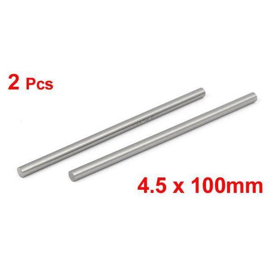 /étir/é AlMgSi coup/é sur mesure Tige en aluminium Mat/ériau rond en aluminium Tige ronde Tige ronde