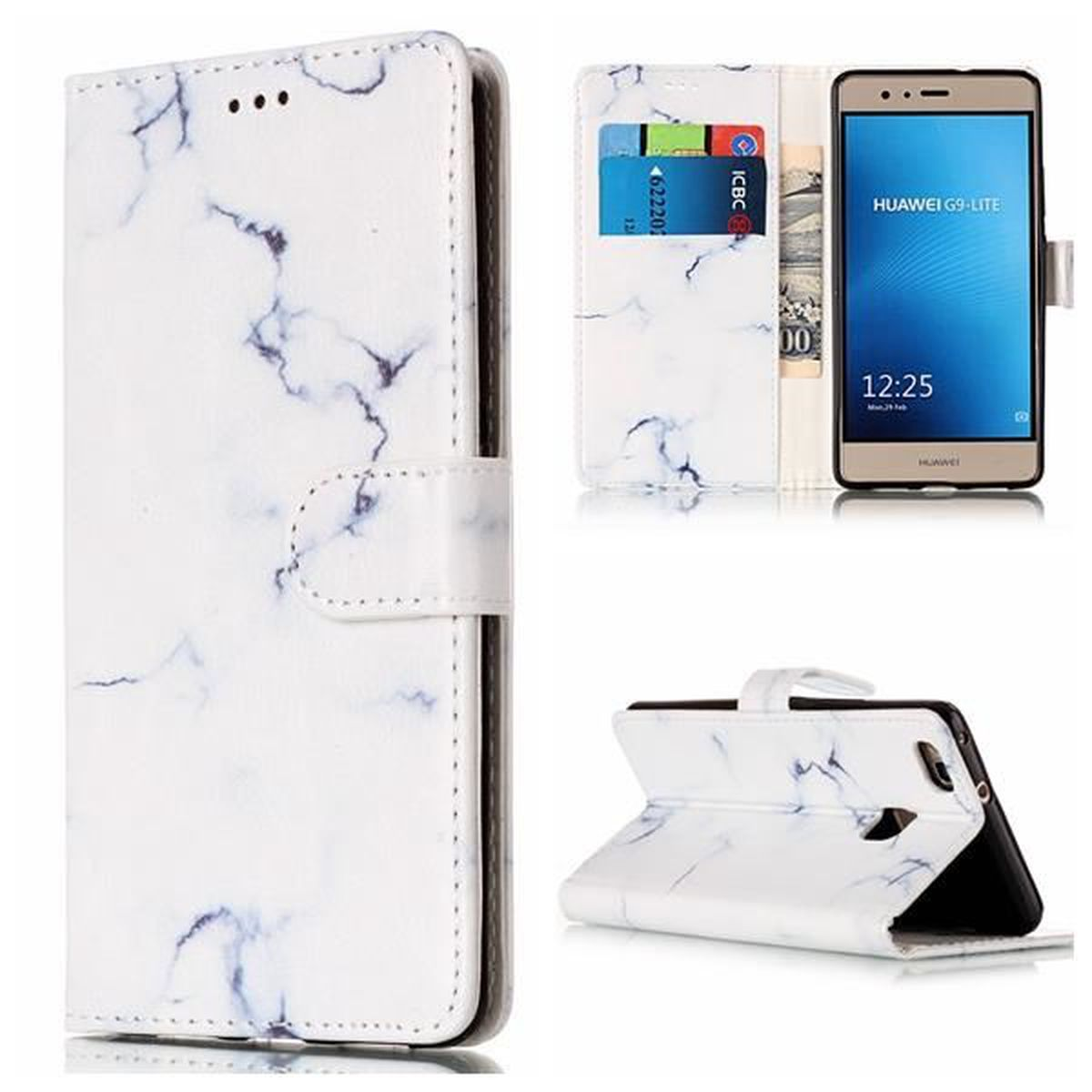 coque huawei p9 lite map