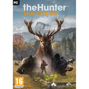 JEU PC The Hunter Call of the Wild Jeu PC