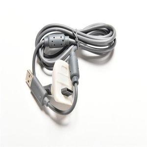 CÂBLE AUDIO VIDÉO Câble charge USB pour XBox 360 console 2 en 1