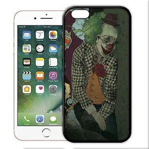 coque iphone 8 joker batman comics