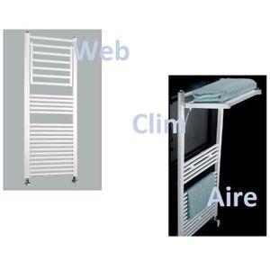 SÈCHE-SERVIETTE ÉLECT Chauffage eléctrique avec Sèche-serviettes 500 wat