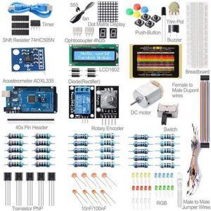CARTE MÈRE Project Ultimate Kit Dmarge pour Arduino UNO R
