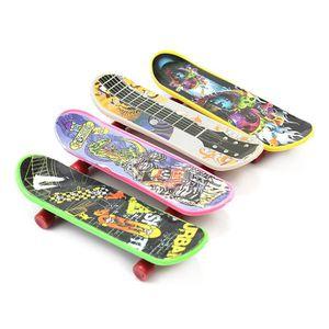 FINGER SKATE - BIKE  4x Mini jouet Doigt Fingerboard Skateboard Skate B