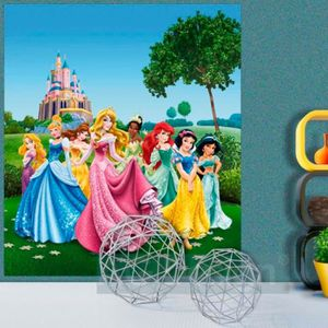 papier peint princesse disney achat vente pas cher. Black Bedroom Furniture Sets. Home Design Ideas