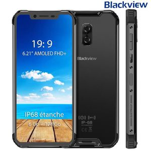 SMARTPHONE Blackview BV9600 Pro Smartphone Étanche IP68 6Go+1