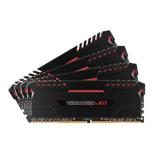 MÉMOIRE RAM Corsair Vengeance LED DDR4 32 Go: 4 x 8 Go DIMM 28