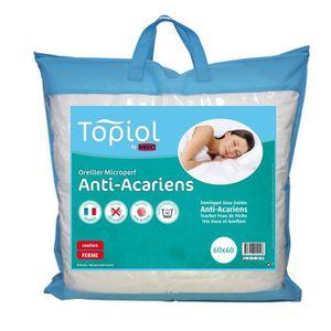 OREILLER TOPIOL by DODO Oreiller Anti-acariens MICROPERF -