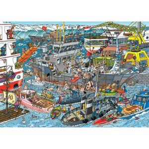 PUZZLE Puzzle 500 pièces Jan van Haasteren - Chargement d
