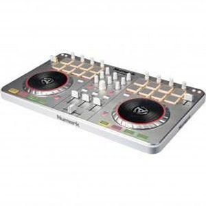 PLATINE DJ MixTrack II Controleur Midi + Pad Numark MIXTRA…