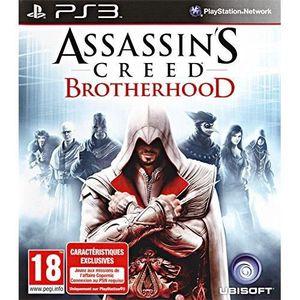 JEU PS3 Assassin's Creed : Brotherhood