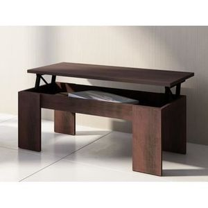 Table basse wenge achat vente table basse wenge pas - Table basse relevable cdiscount ...