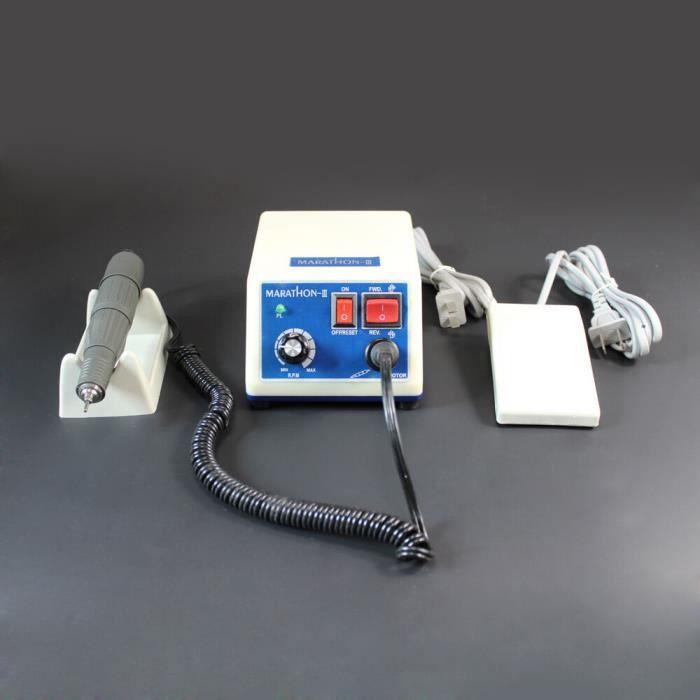 Micromoteur RPM pièce à main+Control Unit Dentaire Lab