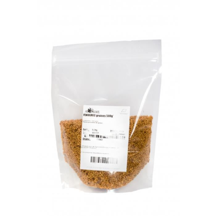 Fenugrec graines 500gr - Cook