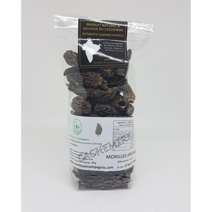 MORILLES SPECIALES CACHEMIRE 50 g