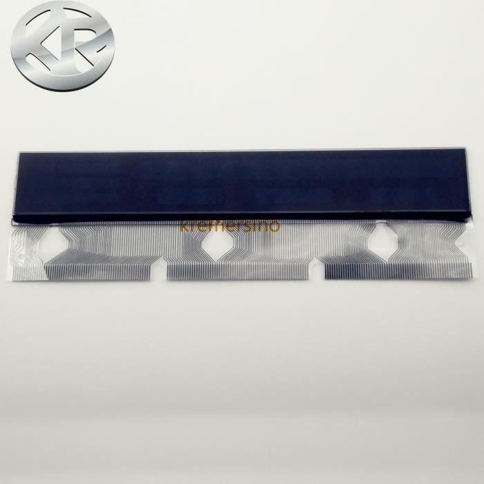 Écran LCD pour BMW E38 E39 E53 X5, tableau de bord, groupe d'instruments, réparation des pixels manquants [4FED9BD]