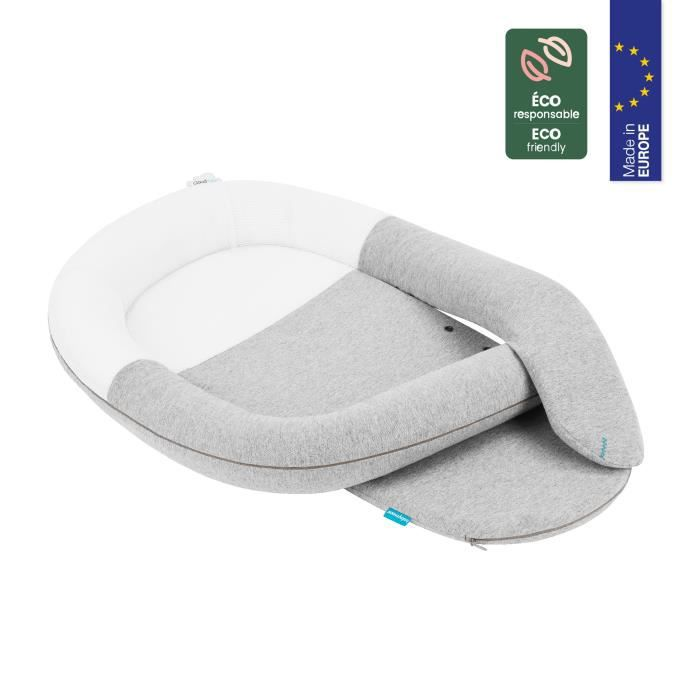 Babymoov Réducteur anti-coliques CloudNest - bouillotte intégrée