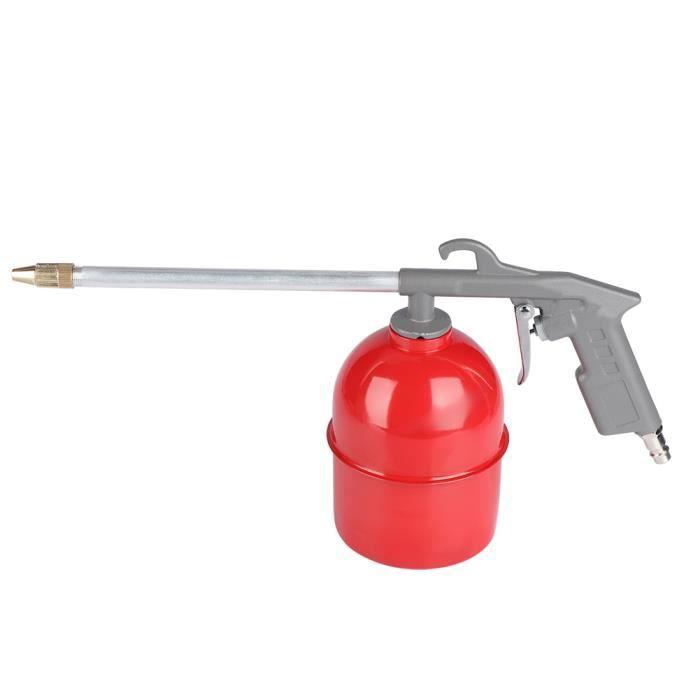HES-✦5pcs compresseur d'air accessoires pistolet gonfleur air soufflette flexible kit de nettoyage de peinture✦
