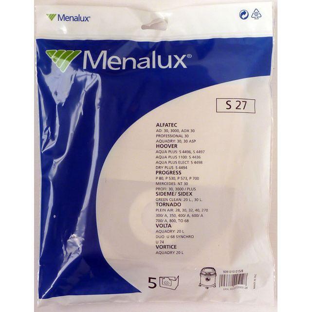 MENALUX S27 - 5 sacs Menalux S27
