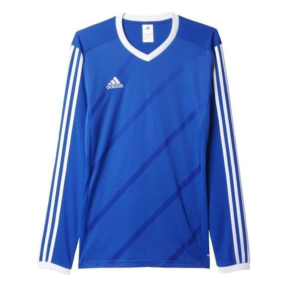 ADIDAS TABE 14 T-shirt manches longues homme - Bleu