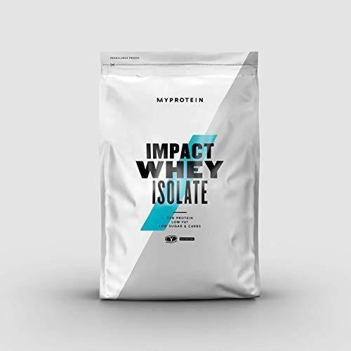 My Protein Impact Whey Isolate Protéine Saveur Chocolat Blanc 1 kg