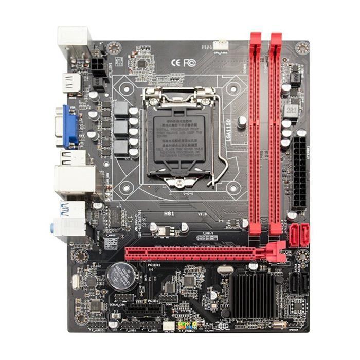 Carte mère d'ordinateur pour LGA1150-AR