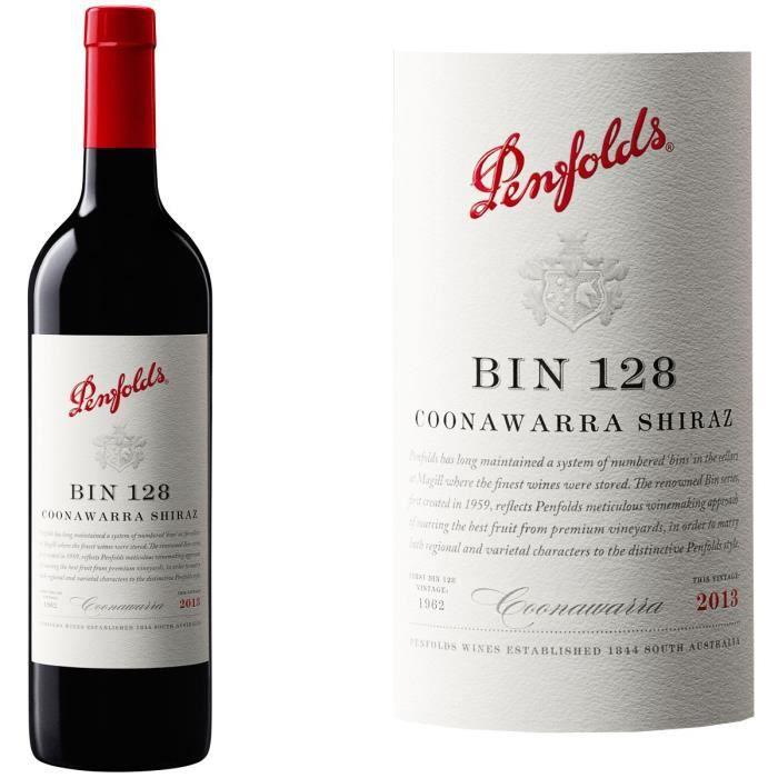 Penfolds Bin 128 Cabernet Sauvignon - Vin rouge d'Australie