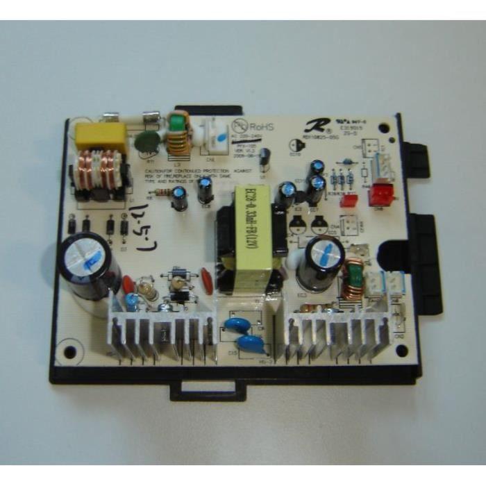 Carte électronique de remplacement - Seb - réf. MS-622408