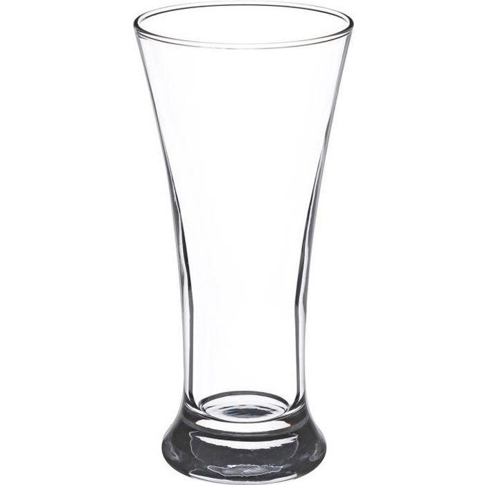 Lot de 6 verres à pastis 18cl Autres Transparent