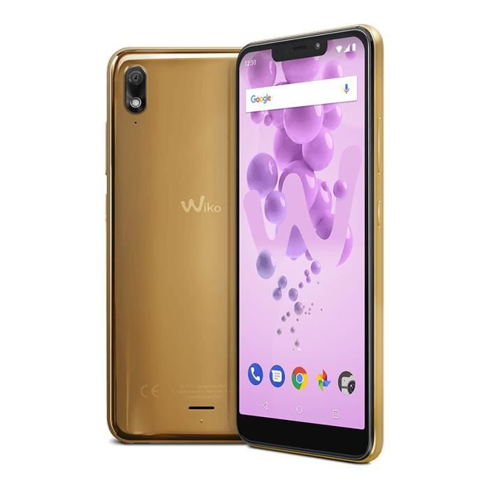 WIKO View2 Go Gold 32Go
