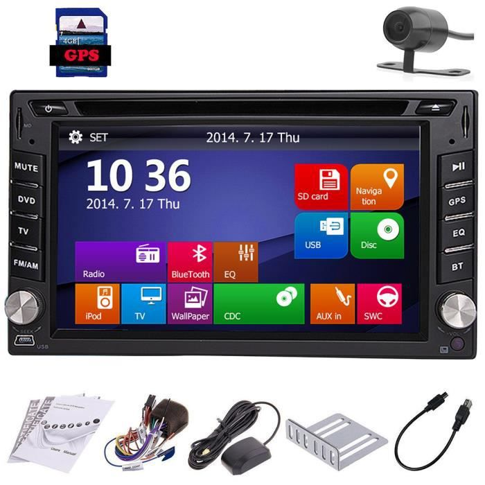 cd automotive parts autoradio 2 din dash gps sat multim dia autoradio headunit sur plate forme. Black Bedroom Furniture Sets. Home Design Ideas