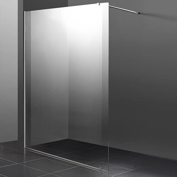 paroi de douche italienne walkin 120 cm x 200 cm en 8 mm achat vente porte de douche paroi. Black Bedroom Furniture Sets. Home Design Ideas