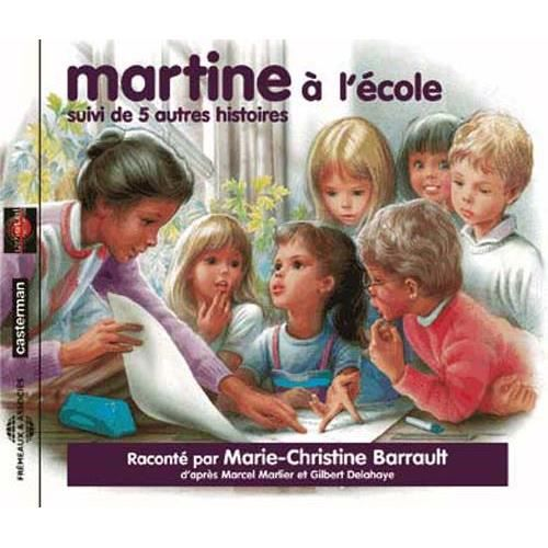 Martine A L Ecole By Enfants Cd