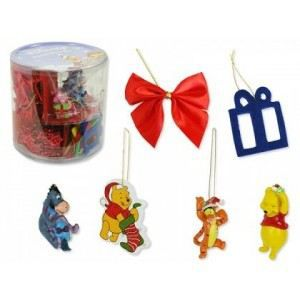 Set deco noel winnie achat vente d coration de no l for Achat decoration de noel