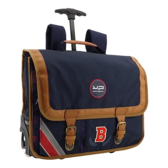 CARTABLE Bodypack - Cartable à roulette - Cartable À Roulet