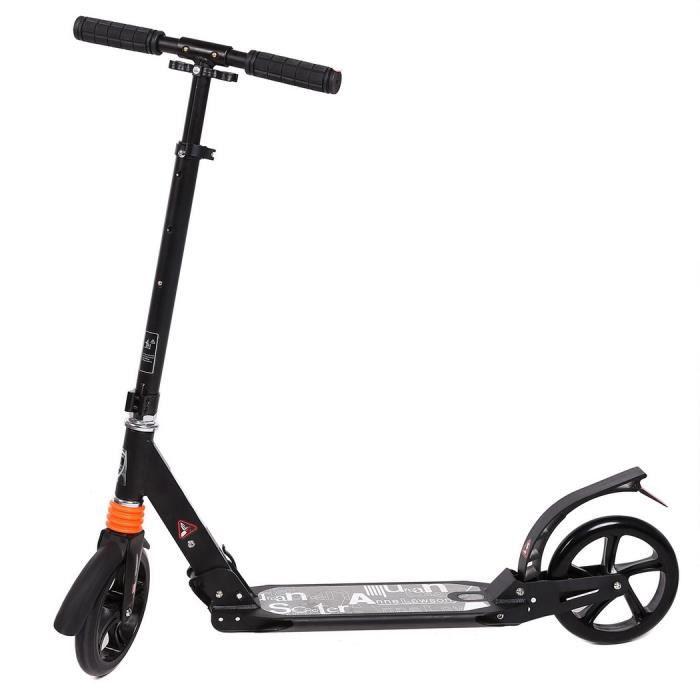 SCOOTER Trotinette/Scooter adulte pliable hauteur réglable