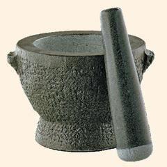 MORTIER - PILON  Mortier Granit et pilon