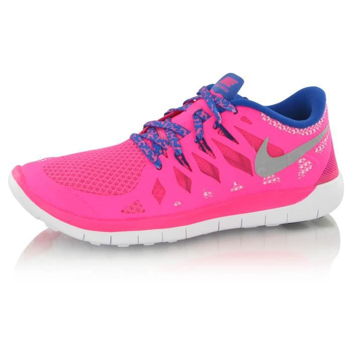 BASKET Nike Free Run 5.0 Junior Rose