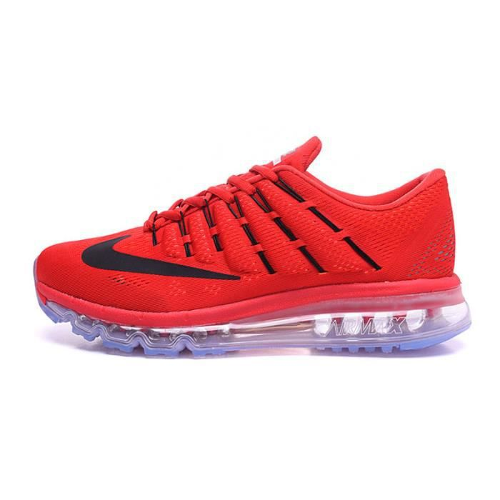 nike air max 2016 homme rouge