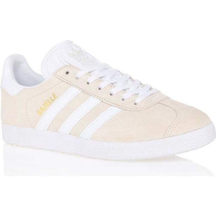 ADIDAS ORIGINALS Baskets GAZELLE BEIGE