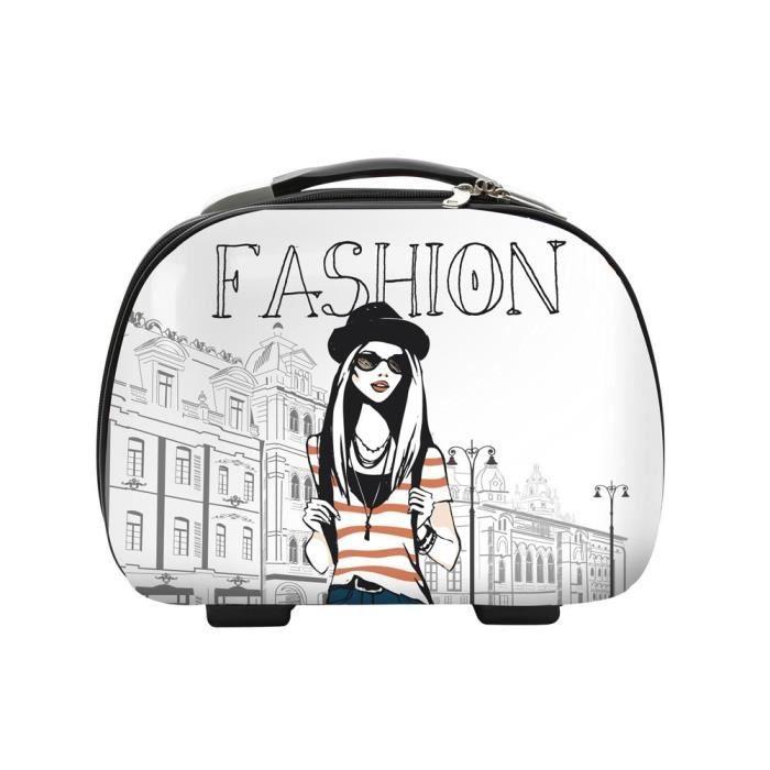 TROUSSE DE TOILETTE  Vanity Lady Fashion