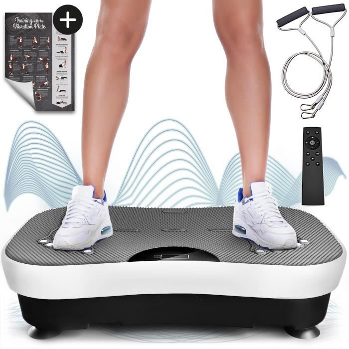 plateforme vibrante oscillante vp210 shaper vibration plate reflexologie plantaire massage pieds. Black Bedroom Furniture Sets. Home Design Ideas