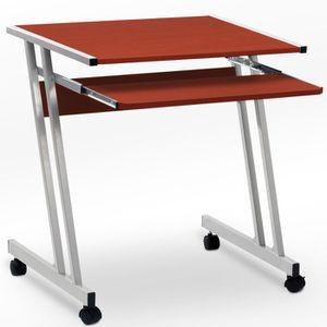 MEUBLE INFORMATIQUE Bureau PC ordinateur meuble rangement informatique