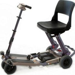 SCOOTER Scooter pour handicapé pliable Luggie - Options: S