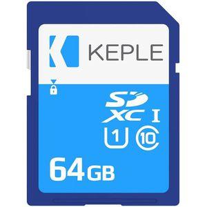 CARTE MÉMOIRE Keple 64GB 32Go SD Memoire Carte de Quick Speed SD