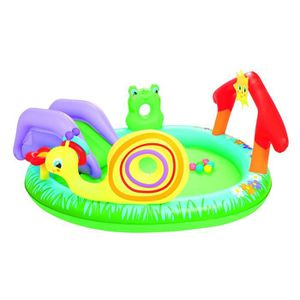 JEUX DE PISCINE BESTWAY Aire de jeux Play & Grow Gonflable Garden