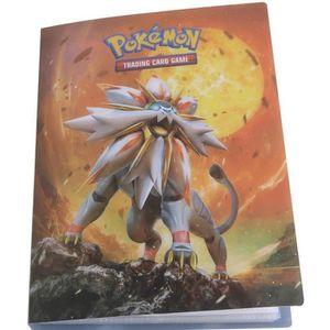 CARTE A COLLECTIONNER POKEMON Cahier range-cartes Pokemon Lune & Soleil